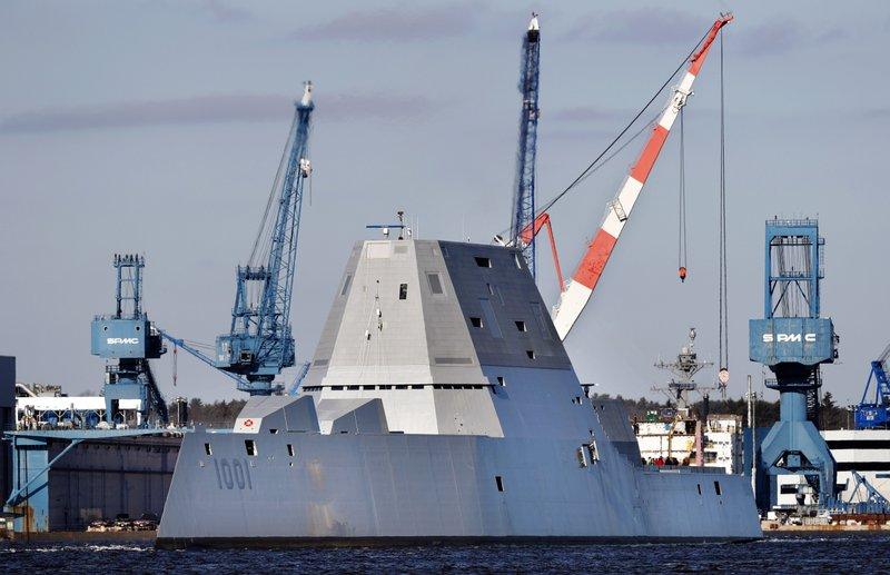 USS Michael Monsoor