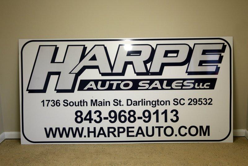 Harpe Auto Sales