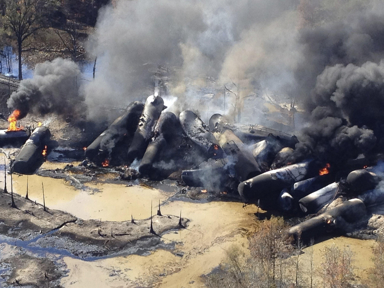 APNewsBreak: US miscalculated benefit of better train brakes