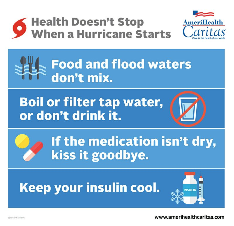 Health Doesn't Stop When a Hurricane Starts