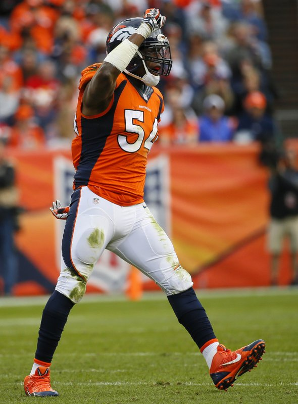 on sale f5ab0 be2e9 Broncos' Marshall, Jaguars' Jackson eager to face ex-teams