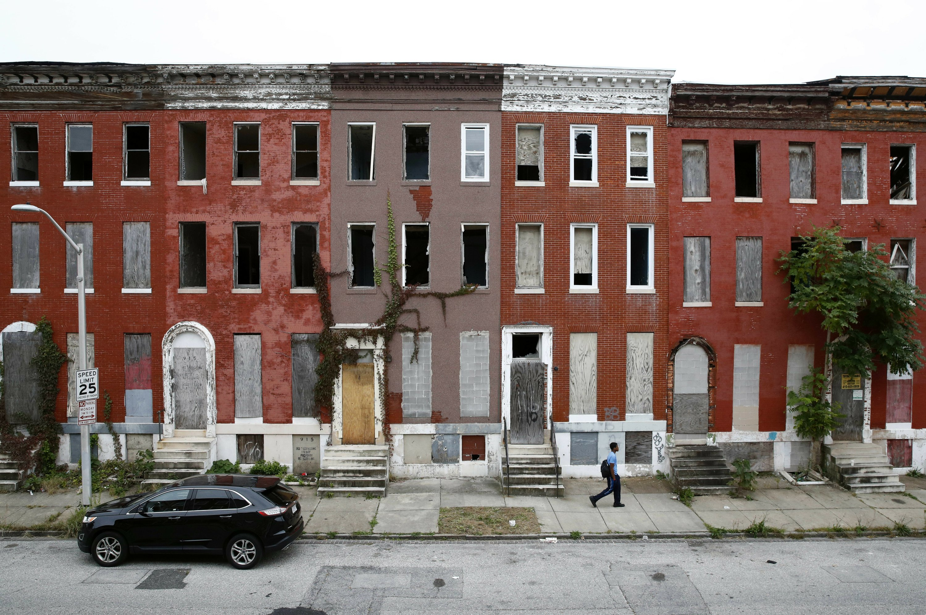 Baltimore Trying To Stem Decades Long Disappearing Act