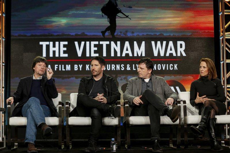 Ken Burns, Trent Reznor, Atticus Ross, Lynn Novick