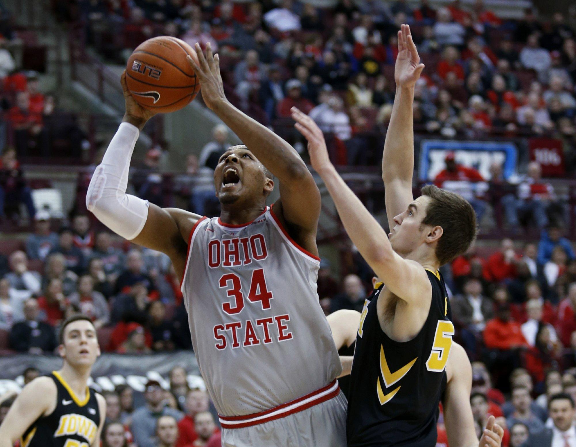 Ohio State suspends leading scorer Kaleb Wesson