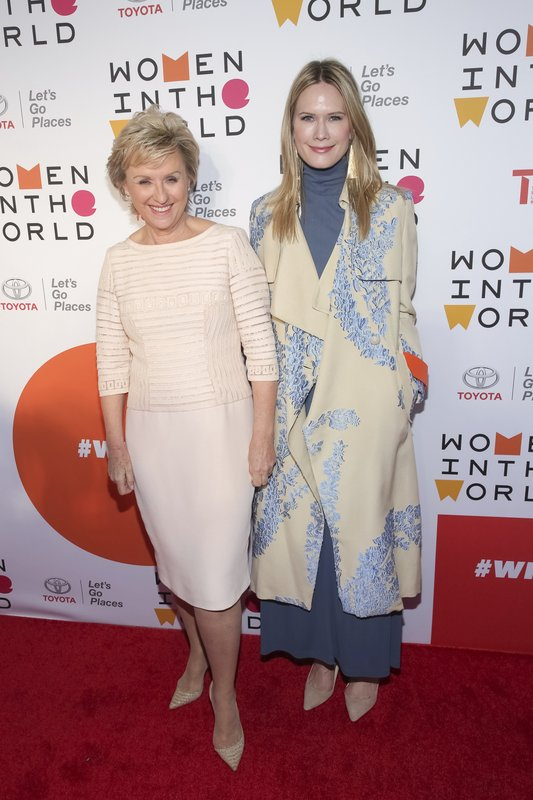 Tina Brown, Stephanie March
