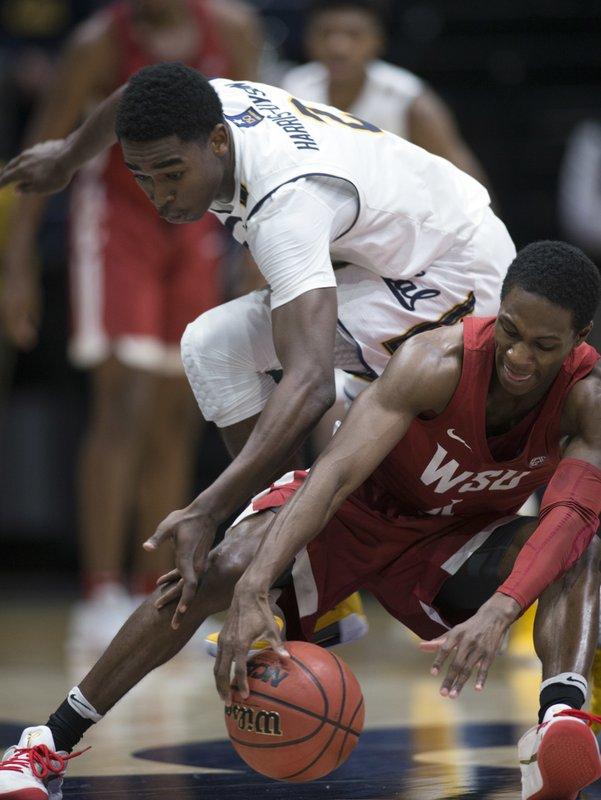 Washington St California Basketball