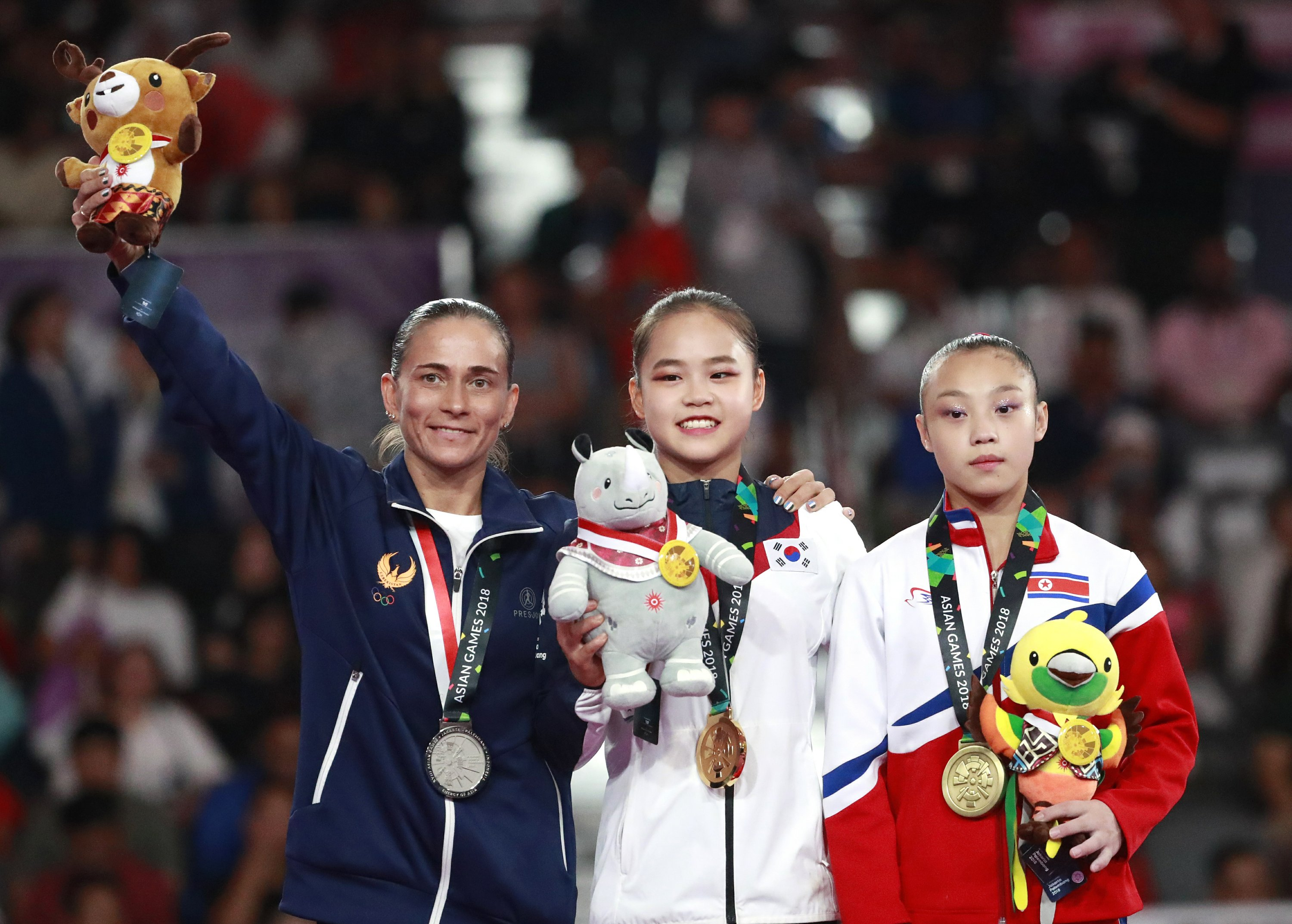 Jakarta Palembang 2020 Asian Games Medals By Country.Silver Lining For Young And Old Athletes At Asian Games