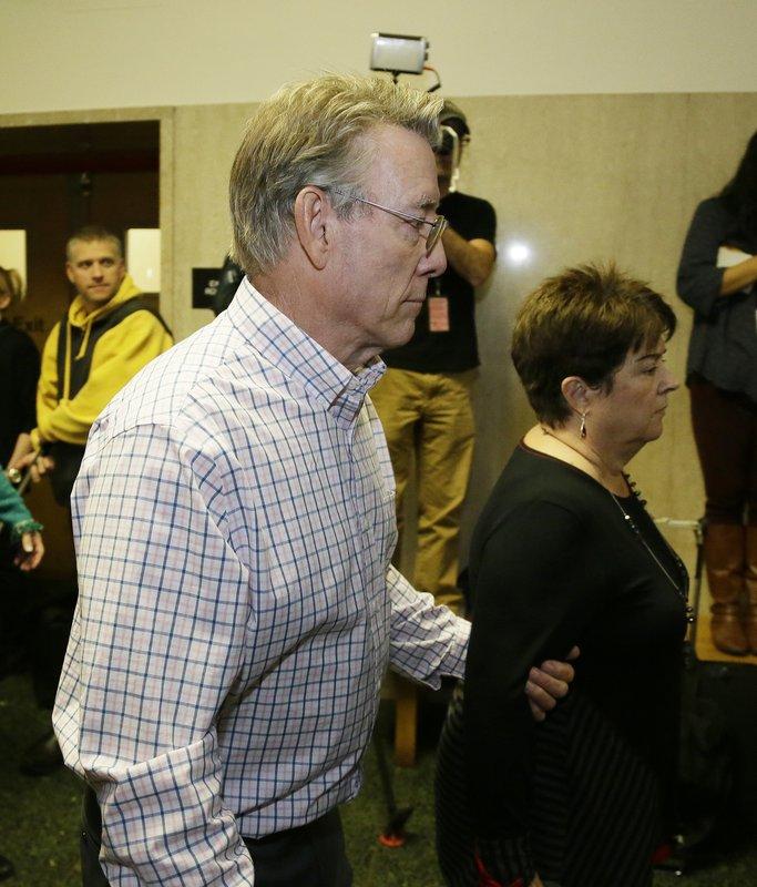 Jim Steinle, Liz Sullivan