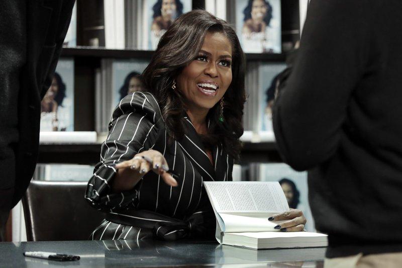 Michelle O extends tour as book sales top 3 million...