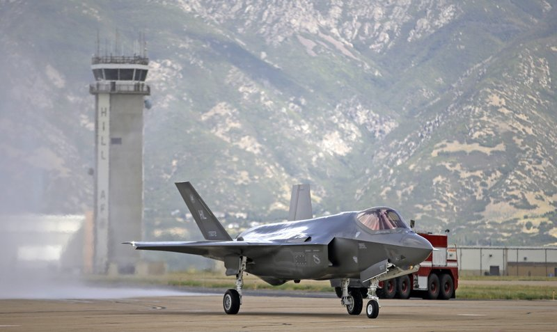 US, Asia-Pacific allies rolling out F-35 stealth fighter