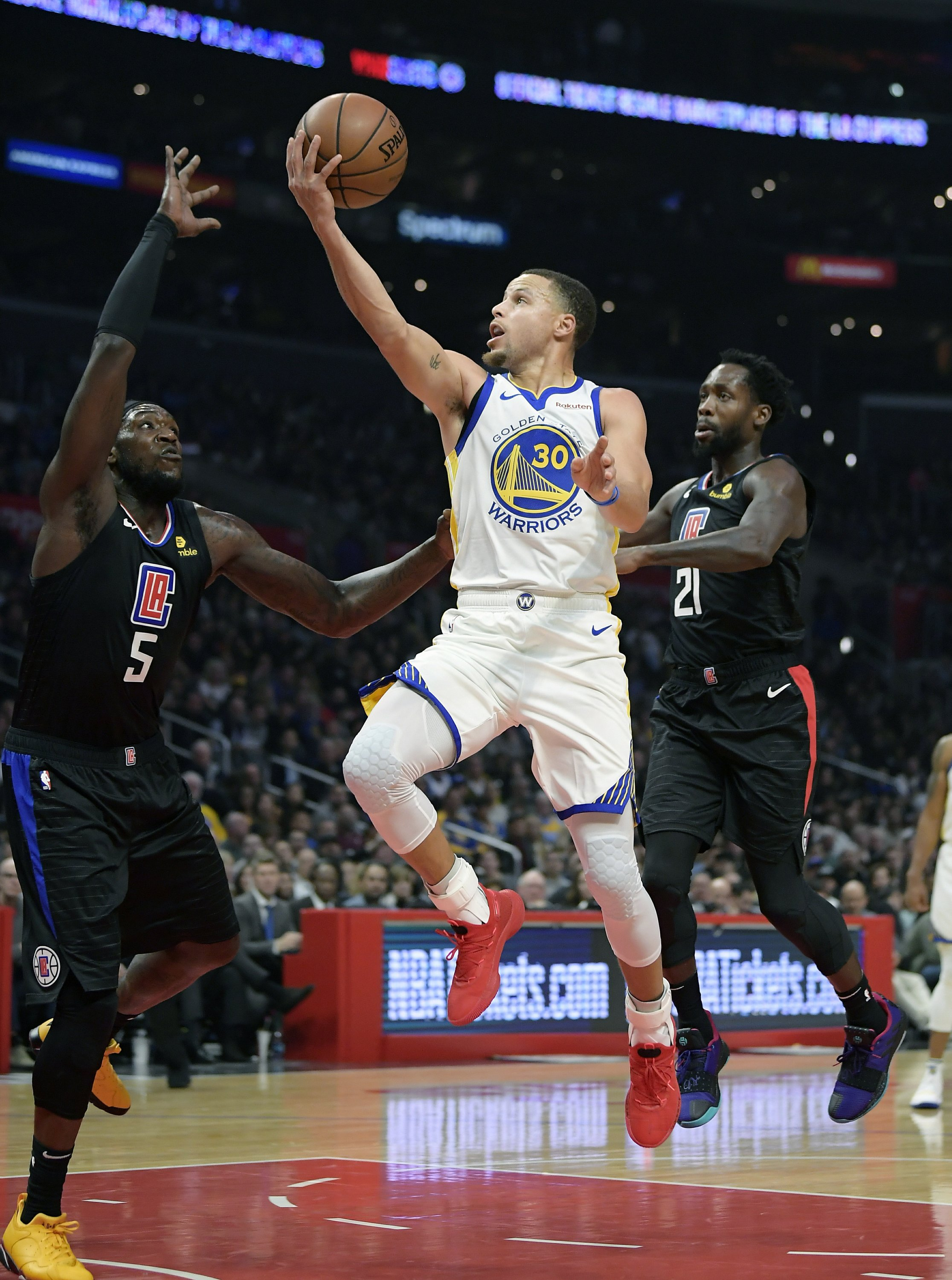 1a4c7fd82632 The NBA playoff push starts now with All-Star break ending
