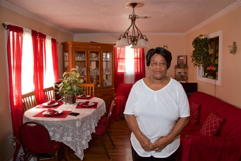 Retired Natchez Food Service Worker Gets New Roof with SNAP Grant