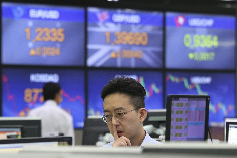 Most Asian markets higher after Wall Street gains