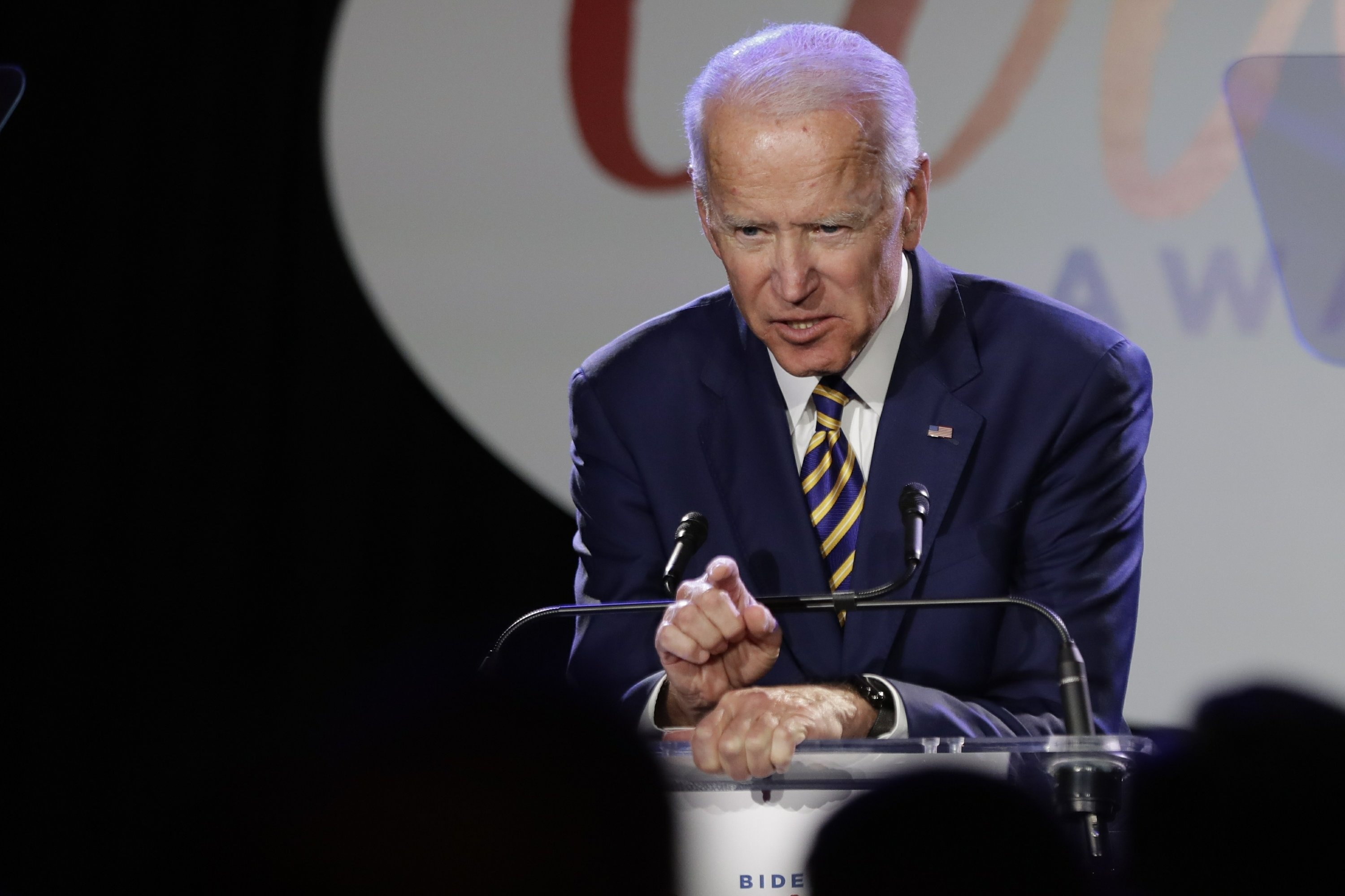 Ex-Vice President Joe Biden launches 2020 White House bid