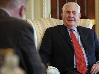 Tillerson: Pressure Campaign in NKorea Working