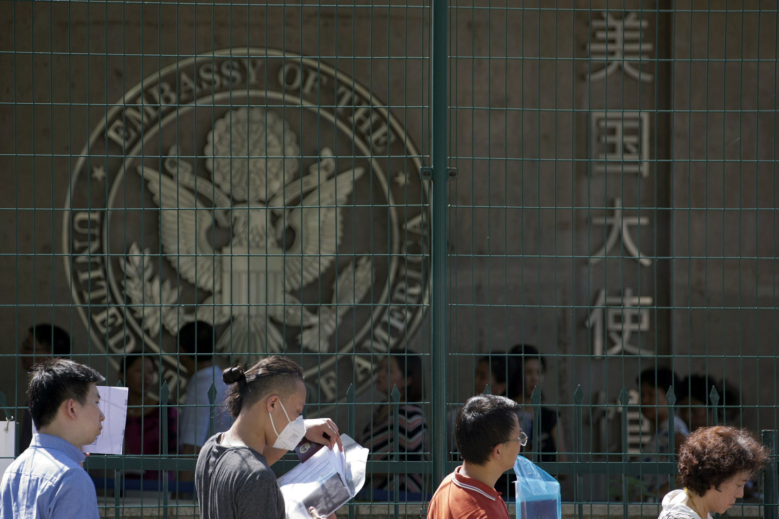 More than 700,000 foreigners overstayed visas last year