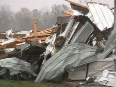 Possible Tornadoes Hammer NW Ohio, NE Indiana