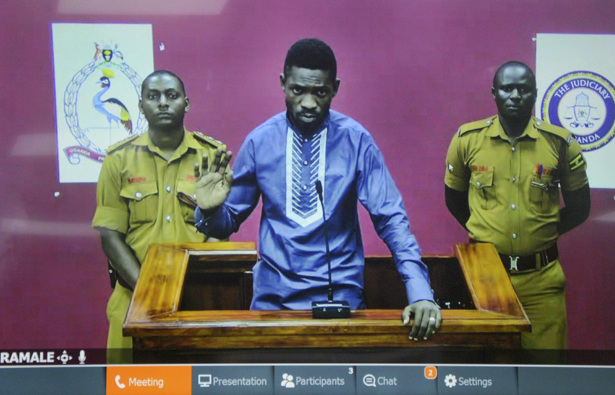 Uganda targets journalists on World Press Freedom Day