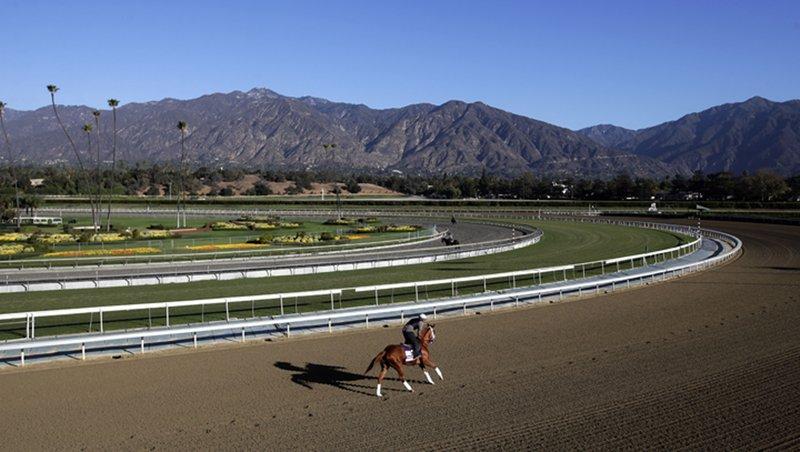 Santa Anita Resumes Limited Training On Main Dirt Track