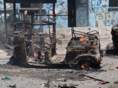 At Least 9 Killed In Attack In Somalia Capital