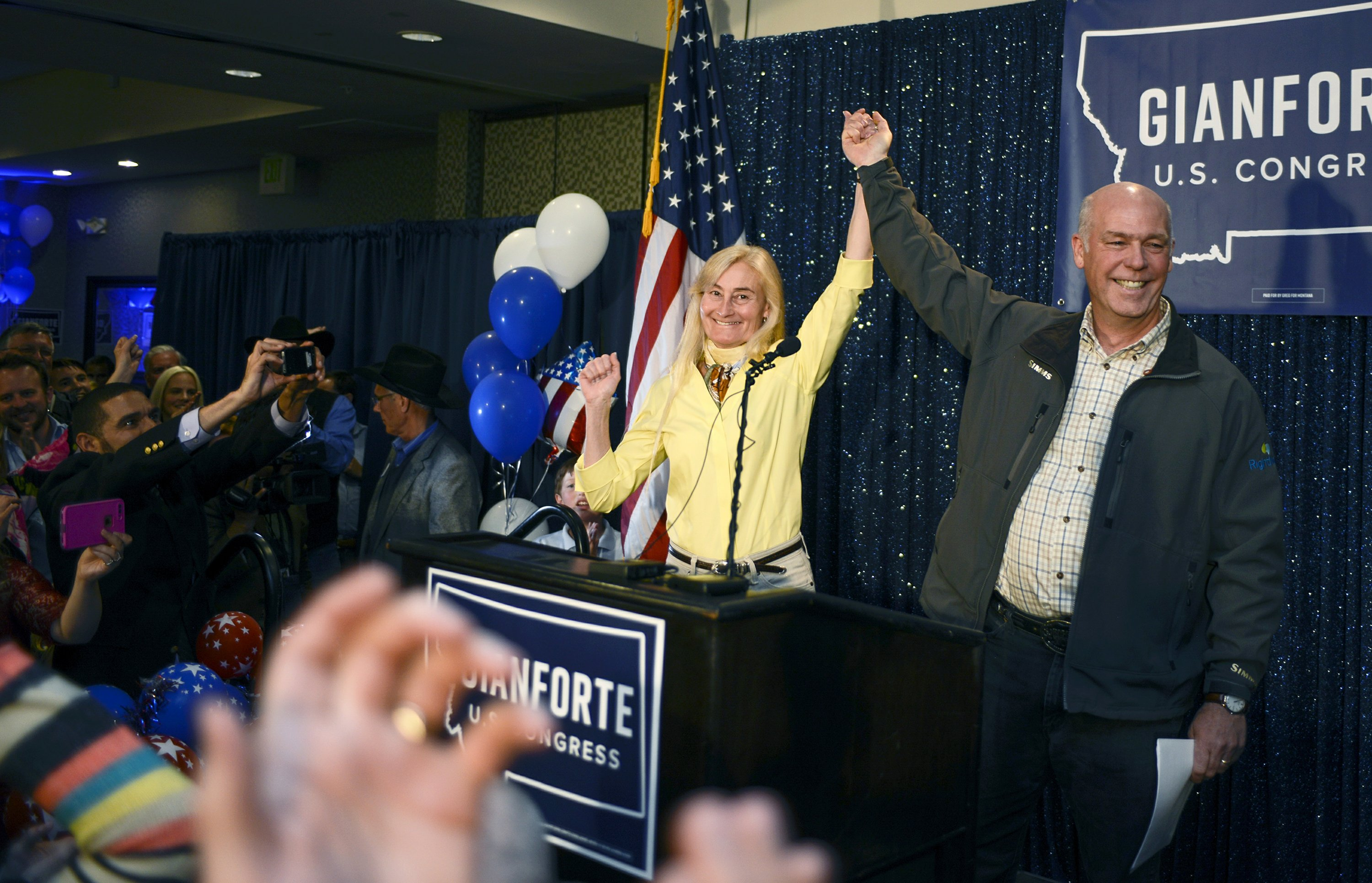 Was Montana's wild House race a Trump test? Not so much