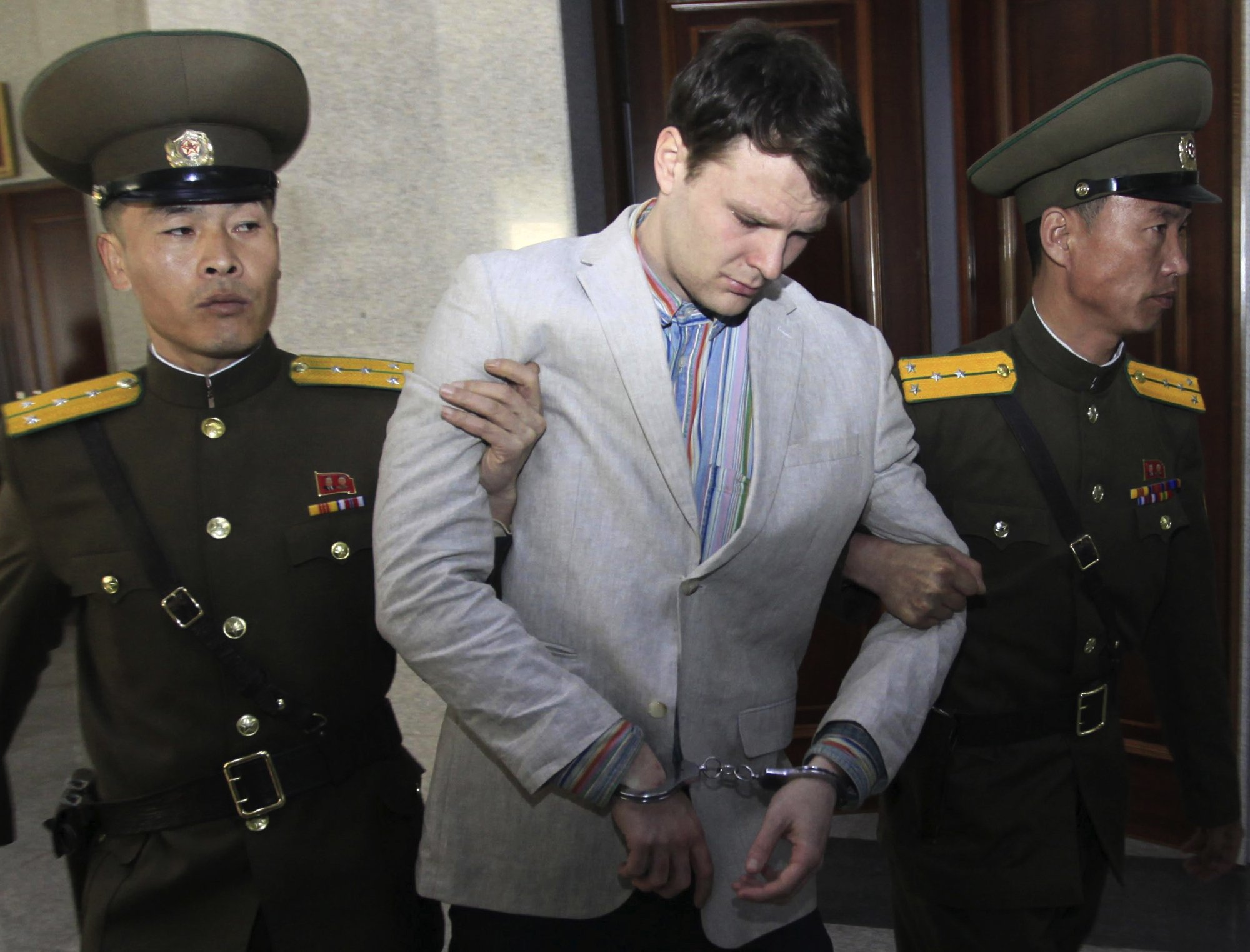 Trump denies paying North Korea $2M for US detainee's care