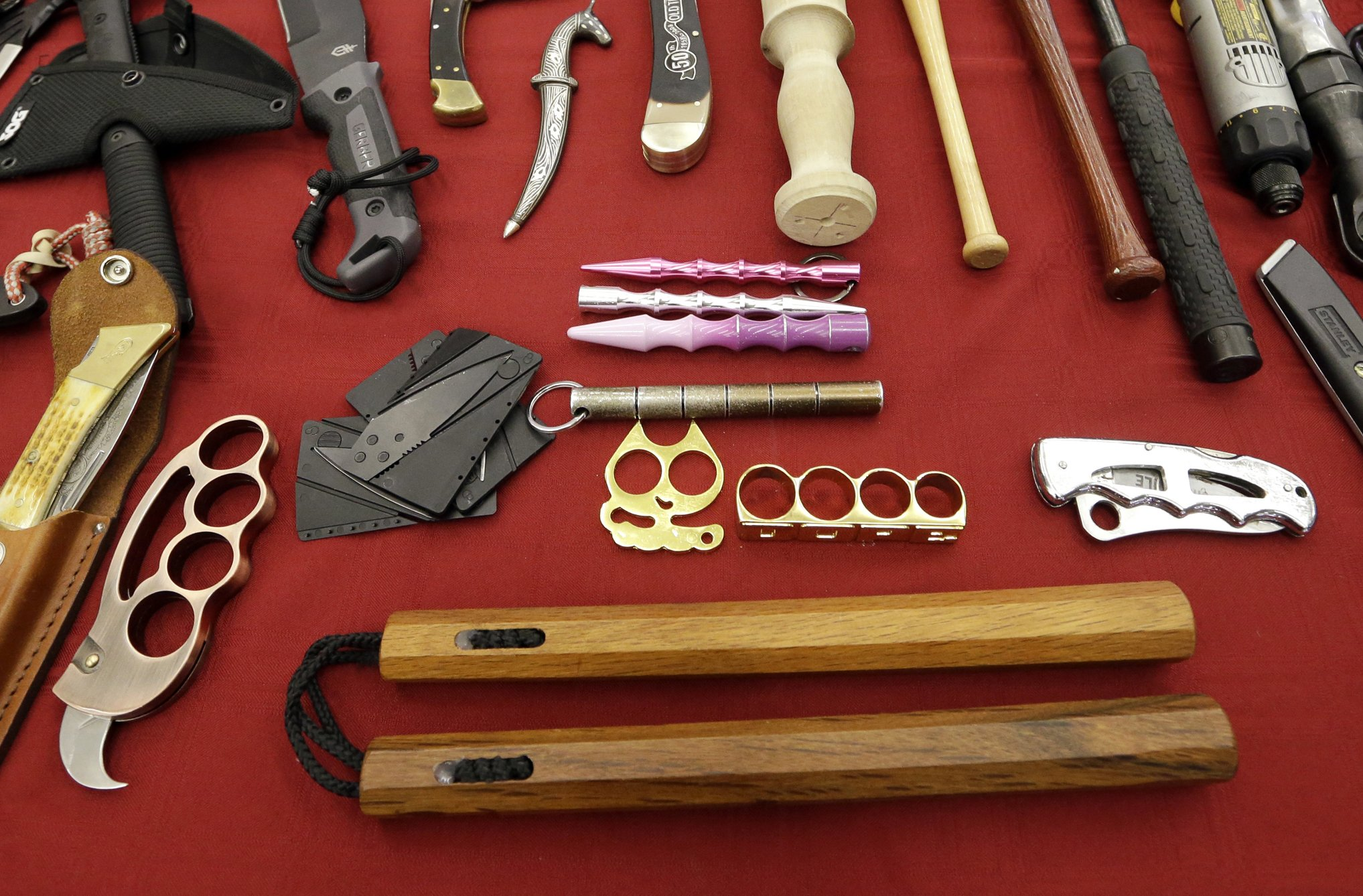 Federal Court Says Ny Ban On Nunchucks Unconstitutional