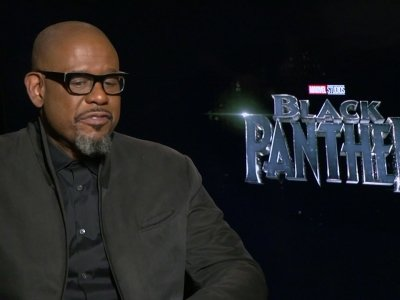 Whitaker: 'Black Panther' has a 'message for the world'
