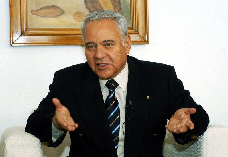 Gonzalo Sanchez de Lozada