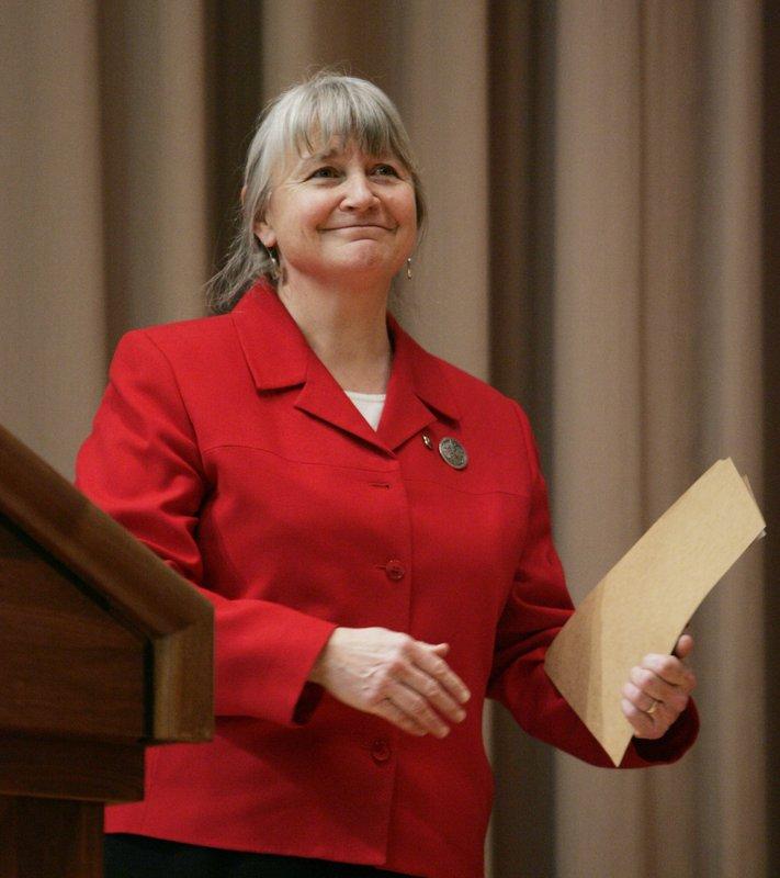 Gail Kimbell