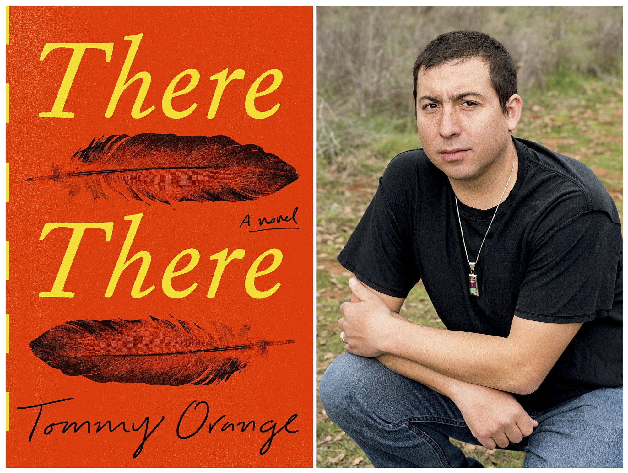 Tommy Orange wins PEN/Hemingway Award for debut novel