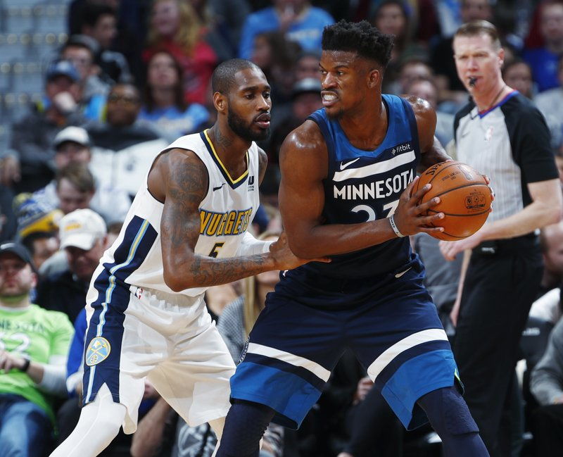 Jimmy Butler, Will Barton
