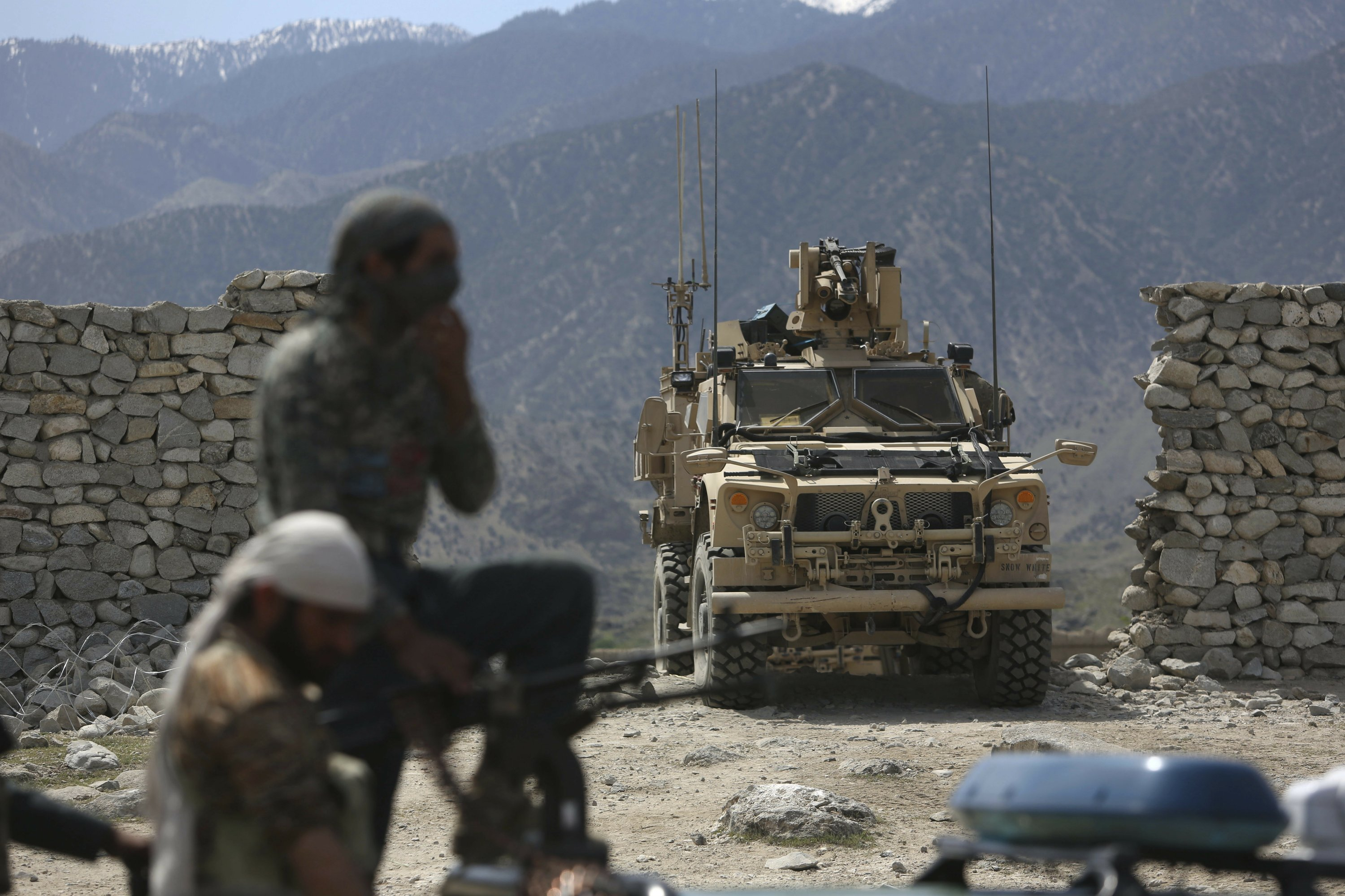 APNewsBreak: About 4,000 more US troops to go to Afghanistan