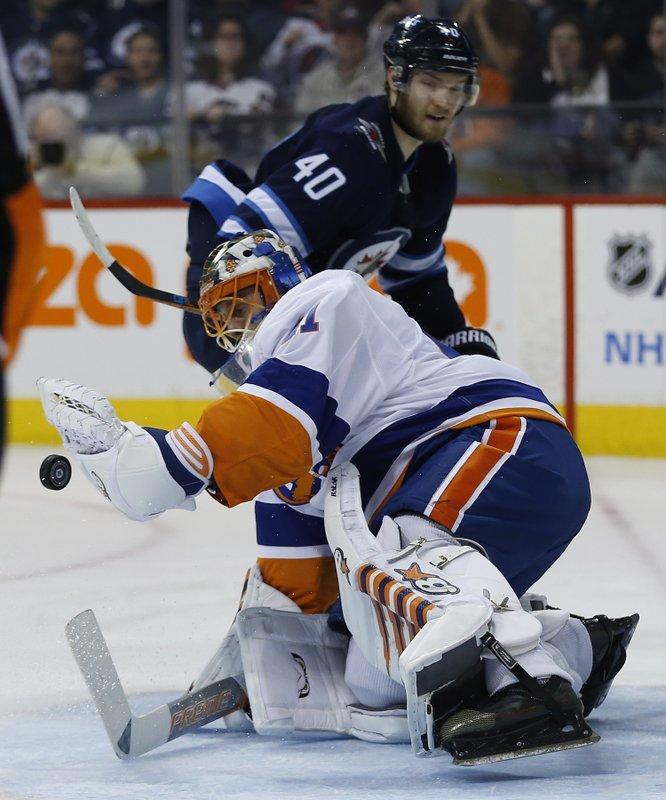 Winnipeg Jets vs New York Islanders