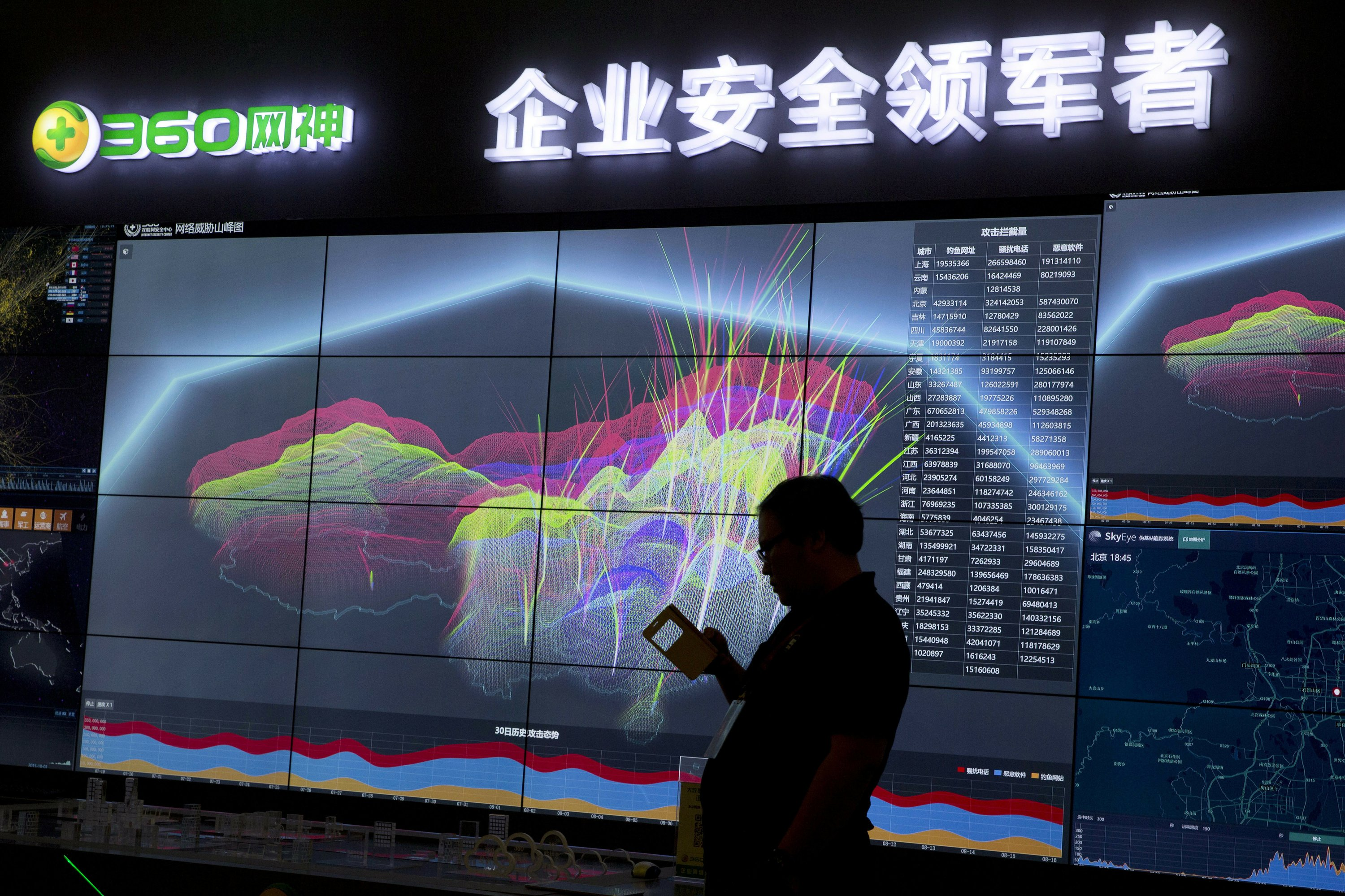 Chinese firm says it did all it could ahead of cyberattack