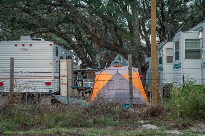 FEMA sells disaster trailers cheaply despite victim demand