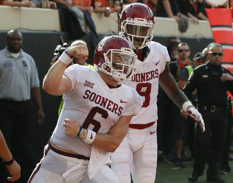 Baker Mayfield, CeeDee Lamb