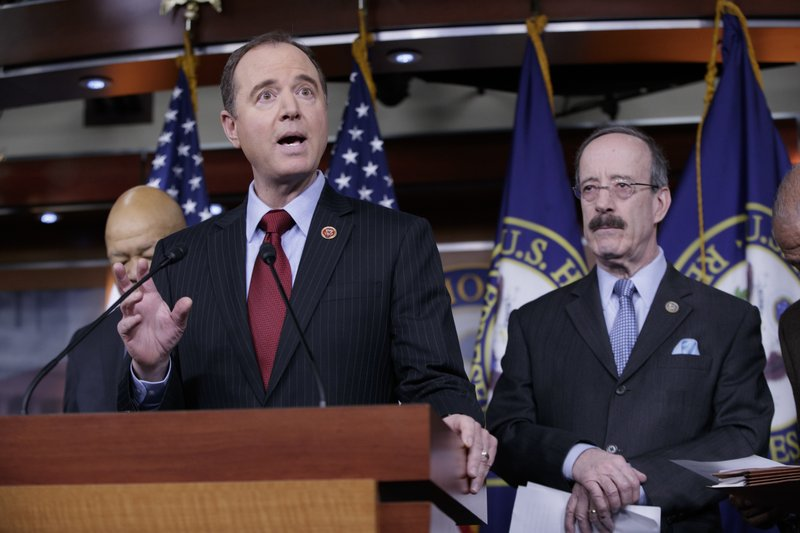 Adam Schiff, Eliot L. Engel