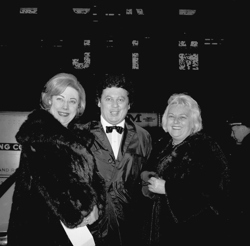 Marty Allen, Frenchie Allen, Rosemary Wilson