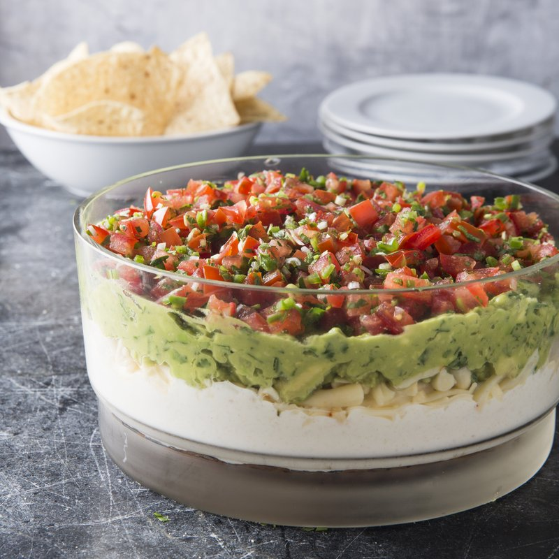 The Ultimate 7 Layer Dip Embracing Bold Southwestern Flavors