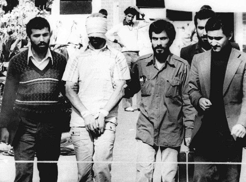 Iran Embassy hostage