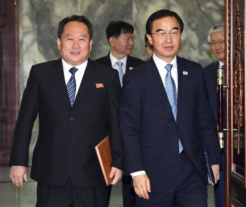 North and South Korea negotiators strike deal for leaders' 3rd summit