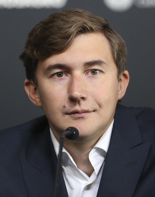 Sergey Karjakin