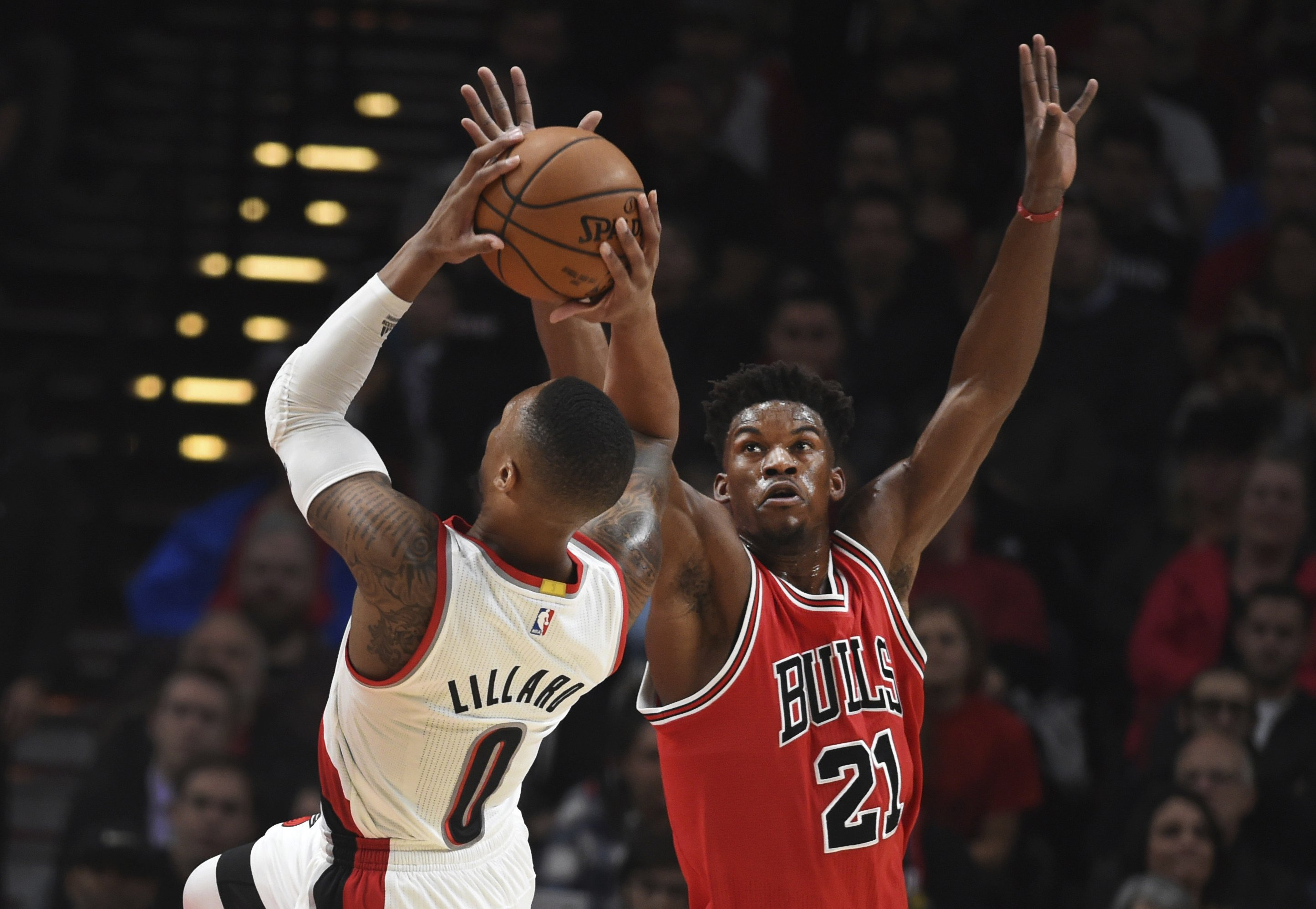 Butler has 27 and the Bulls beat the Blazers 113-88 a222bebee