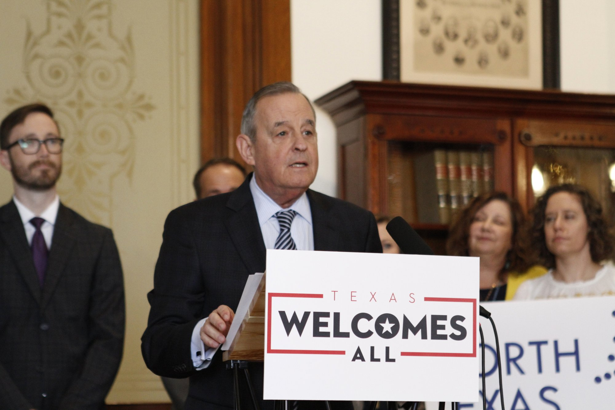 Top firms decry religious exemption bills proposed in Texas