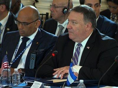 US Renews Call for OAS to Suspend Venezuela