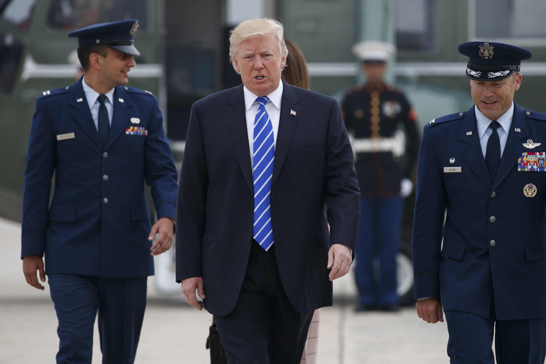 Russia's Putin, North Korea to challenge Trump overseas