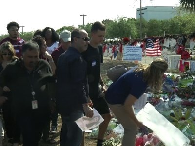 Parents of Shooting Victims Push Legislation
