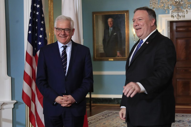 Poland breaks with EU, voices empathy with US stance on Iran