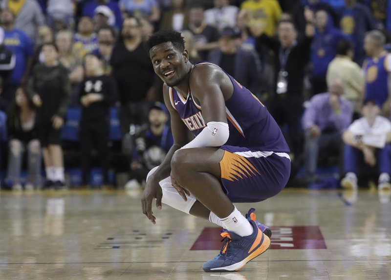 167cfb088d52 Suns beat Warriors for first time since 2014